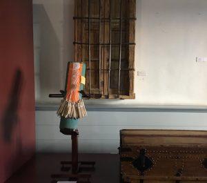 Exposición de Encajes de Bolillos Encuentro San Sebastián de los Reyes