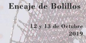 Encuentros de Encaje de Bolillos Octubre 2019