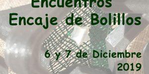 Encuentros de Encaje de Bolillos Diciembre2019